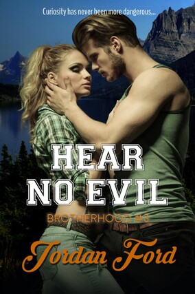 Hear NO Evil Novel | Jordan Ford | Melissa Pearl Author