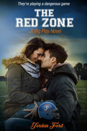 The Red Zone  | Jordan Ford Novel | Melissa Pearl Author