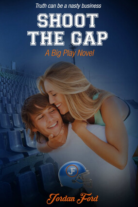Shoot the Gap  | Jordan Ford Novel | Melissa Pearl Author