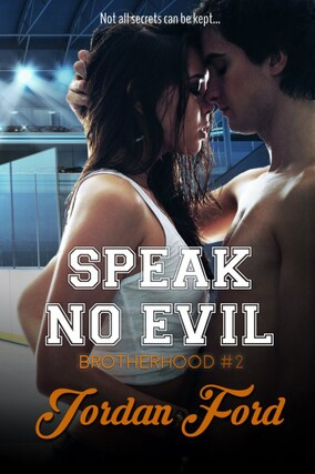 Speak No Evil | Jordan Ford | Melissa Pearl Author